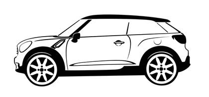 2011 Mini Paceman concept 9