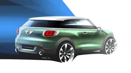 2011 Mini Paceman concept 15