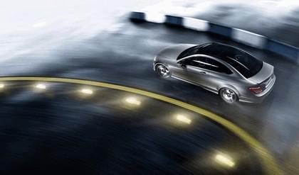 2012 Mercedes-Benz C250 coupé sport 2