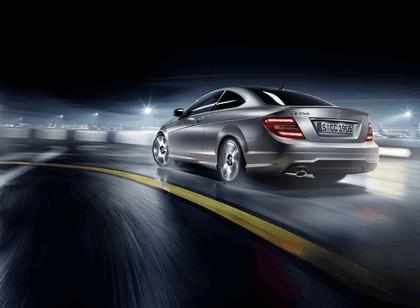 2012 Mercedes-Benz C250 coupé sport 3