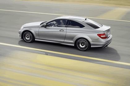 2012 Mercedes-Benz C250 coupé sport 5