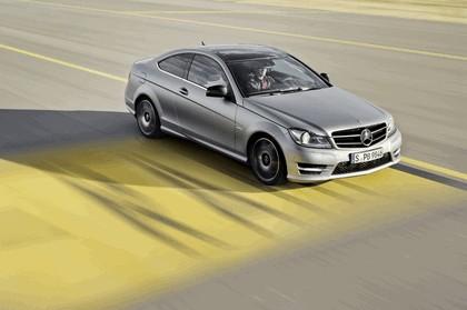 2012 Mercedes-Benz C250 coupé sport 6