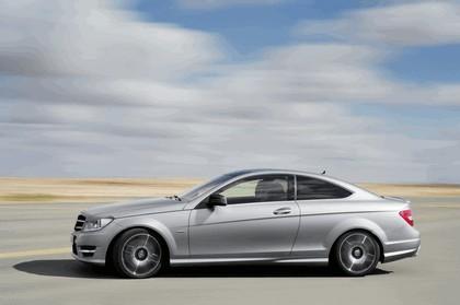 2012 Mercedes-Benz C250 coupé sport 7