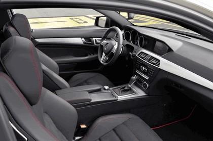 2012 Mercedes-Benz C250 coupé sport 8