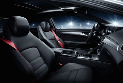 2012 Mercedes-Benz C250 coupé sport 9