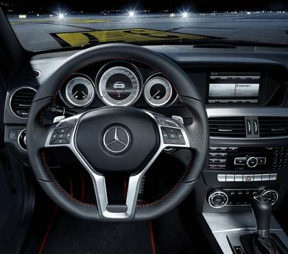 2012 Mercedes-Benz C250 coupé sport 10