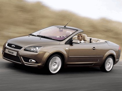 2006 Ford Focus coupé-cabriolet 4