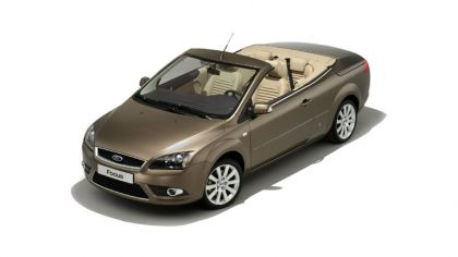 2006 Ford Focus coupé-cabriolet 3