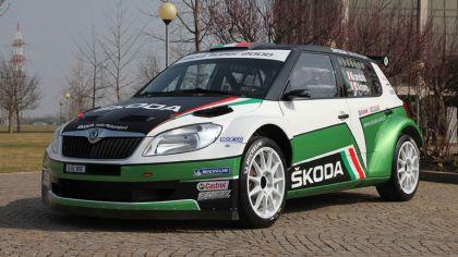2012 Skoda Fabia S2000 CIR 7