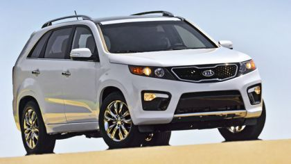 2013 Kia Sorento - USA version 5