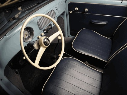 1953 Volkswagen Beetle Type1 4