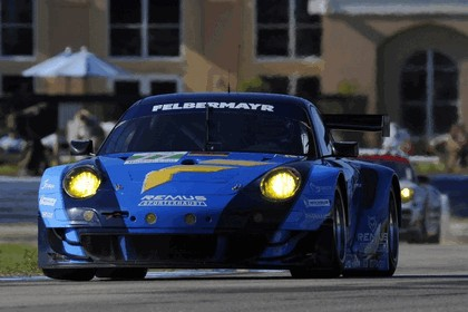 2012 Porsche 911 ( 997 ) GT3 RSR - Sebring 12 hours 3