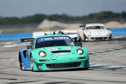 2012 Porsche 911 ( 997 ) GT3 RSR - Sebring 12 hours 7