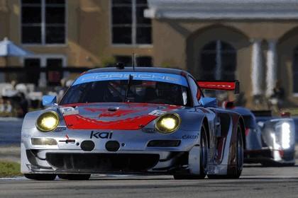 2012 Porsche 911 ( 997 ) GT3 RSR - Sebring 12 hours 21
