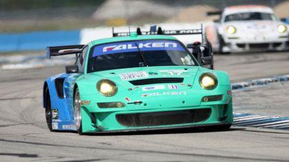 2012 Porsche 911 ( 997 ) GT3 RSR - Sebring 12 hours 5