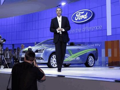 2006 Ford Focus coupé-cabriolet FFV concept with Bio-Ethanol Power 3