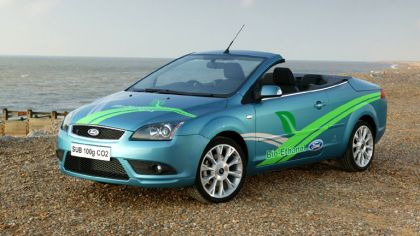 2006 Ford Focus coupé-cabriolet FFV concept with Bio-Ethanol Power 4
