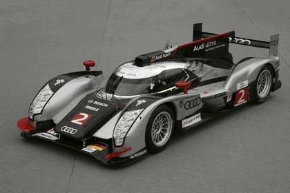 2011 Audi R18 TDI Ultra - Le Mans 24 hours 2