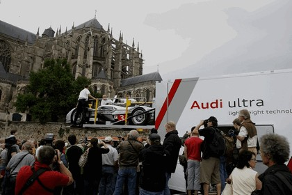 2011 Audi R18 TDI Ultra - Le Mans 24 hours 4