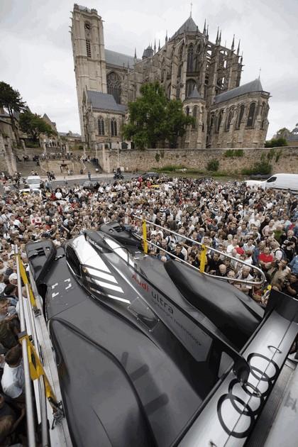 2011 Audi R18 TDI Ultra - Le Mans 24 hours 7