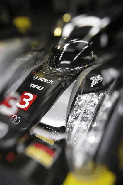 2011 Audi R18 TDI Ultra - Le Mans 24 hours 10