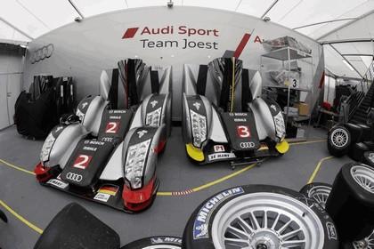2011 Audi R18 TDI Ultra - Le Mans 24 hours 11
