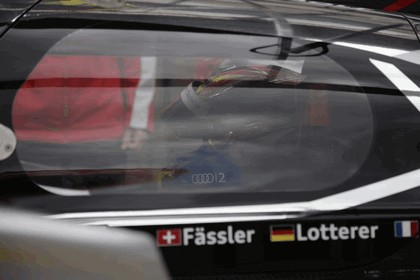 2011 Audi R18 TDI Ultra - Le Mans 24 hours 13