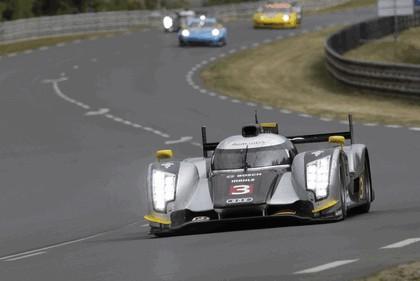 2011 Audi R18 TDI Ultra - Le Mans 24 hours 16