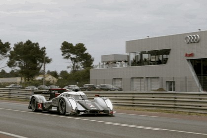 2011 Audi R18 TDI Ultra - Le Mans 24 hours 18