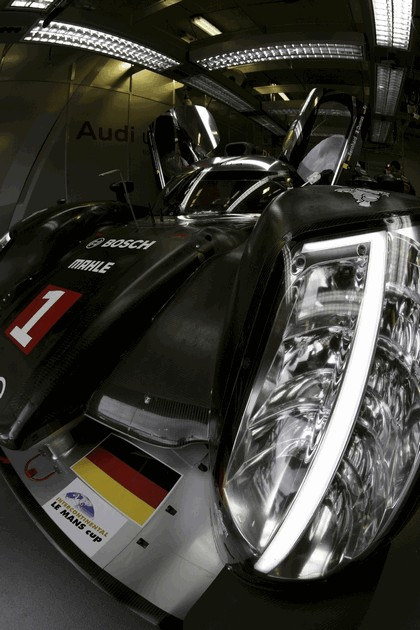 2011 Audi R18 TDI Ultra - Le Mans 24 hours 36