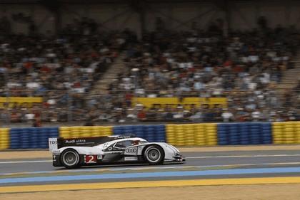 2011 Audi R18 TDI Ultra - Le Mans 24 hours 64