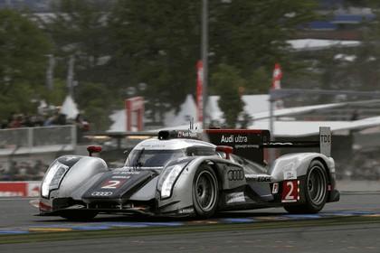 2011 Audi R18 TDI Ultra - Le Mans 24 hours 75
