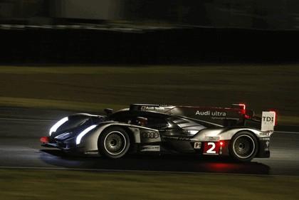 2011 Audi R18 TDI Ultra - Le Mans 24 hours 77