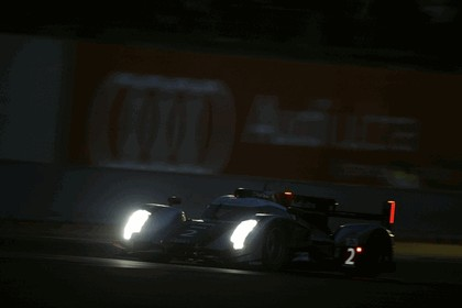 2011 Audi R18 TDI Ultra - Le Mans 24 hours 85