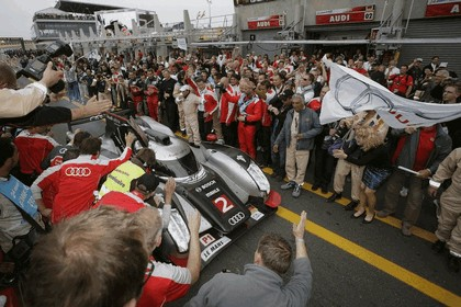 2011 Audi R18 TDI Ultra - Le Mans 24 hours 108