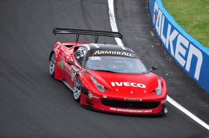 2012 Ferrari 458 Italia GT3 - Bathurst 12 hours 12