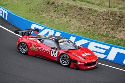 2012 Ferrari 458 Italia GT3 - Bathurst 12 hours 13