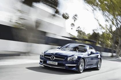 2012 Mercedes-Benz SL65 AMG 7
