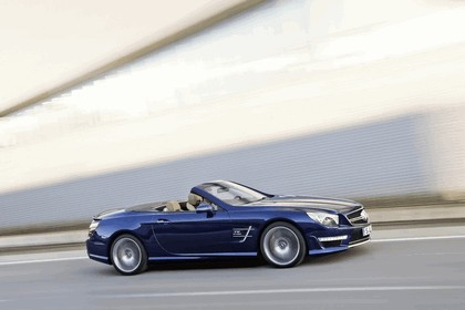 2012 Mercedes-Benz SL65 AMG 13