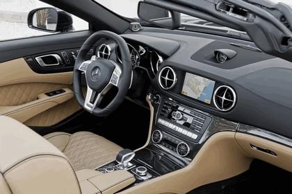2012 Mercedes-Benz SL65 AMG 21