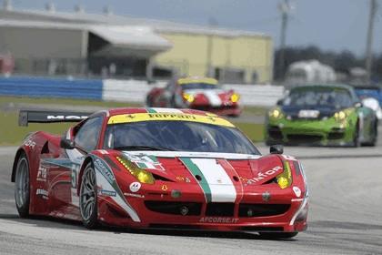 2012 Ferrari 458 Italia GT2 - Sebring 12 hours 2