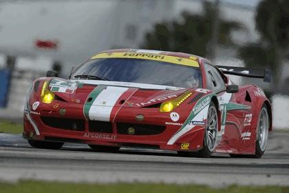 2012 Ferrari 458 Italia GT2 - Sebring 12 hours 4