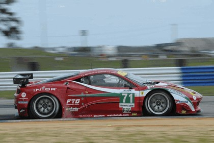 2012 Ferrari 458 Italia GT2 - Sebring 12 hours 6