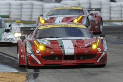 2012 Ferrari 458 Italia GT2 - Sebring 12 hours 8