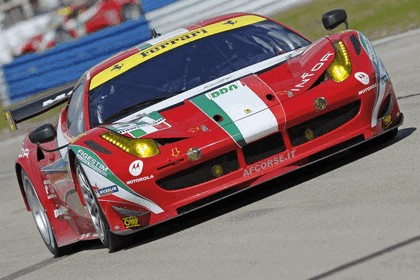 2012 Ferrari 458 Italia GT2 - Sebring 12 hours 9