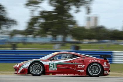 2012 Ferrari 458 Italia GT2 - Sebring 12 hours 10