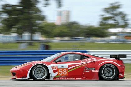 2012 Ferrari 458 Italia GT2 - Sebring 12 hours 11