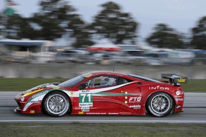 2012 Ferrari 458 Italia GT2 - Sebring 12 hours 12