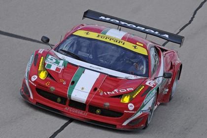 2012 Ferrari 458 Italia GT2 - Sebring 12 hours 13
