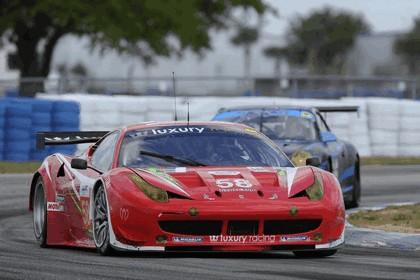 2012 Ferrari 458 Italia GT2 - Sebring 12 hours 14